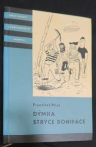 náhled knihy - Dýmka strýce Bonifáce