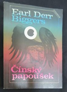 náhled knihy - Čínský papoušek