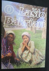 náhled knihy - O Lašio Bakriari