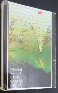 náhled knihy - Bílý šaman
