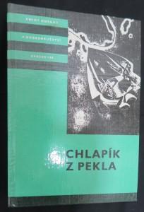 náhled knihy - Chlapík z pekla : výbor ze sovětské vědeckofantastické literatury