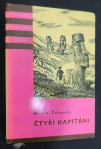 náhled knihy - Čtyři kapitáni : velitelé fregat