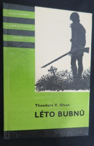 náhled knihy - Léto bubnů