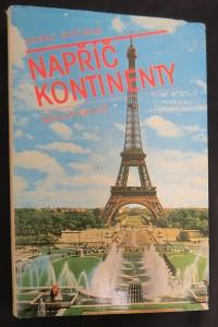 náhled knihy - Napříč kontinenty