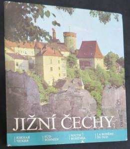 náhled knihy - Jižní Čechy : Krajina, historie, umělecké památky