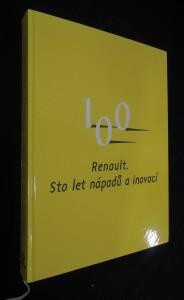 náhled knihy - Velký atlas měst České republiky (100 let nápadů a inovací : Renault)