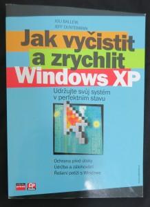 náhled knihy - Jak vyčistit a zrychlit Windows XP