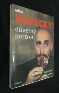 náhled knihy - Miloš Kopecký : důvěrný portrét