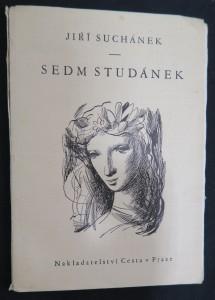 náhled knihy - Sedm studánek