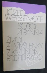 náhled knihy - Sobol a panna ; život a myšlenky Zikmunda Podfilipského