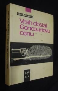 náhled knihy - Vrah dostal Goncourtovu cenu