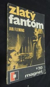 náhled knihy - Zlatý fantóm