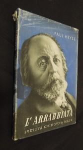 náhled knihy - L'Arrabbiata