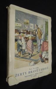 náhled knihy - Žerty hravé i dravé (III. vydání)