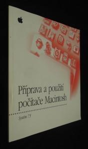 náhled knihy - Příprava a použití počítače Macintosh (systém 7.5)