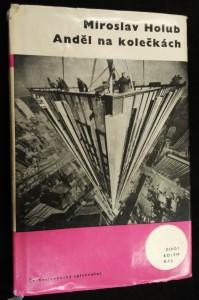 náhled knihy - Anděl na kolečkách : poloreportáž z USA