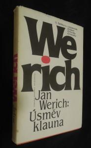 náhled knihy - Jan Werich : úsměv klauna