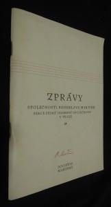 náhled knihy - Zprávy společnosti Bohuslava Martinů sekce české hudební společnosti v Praze