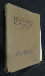 náhled knihy - Klassické umění : úvod do italské renaissance