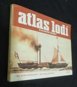 náhled knihy - Atlas lodí : plachetní parníky