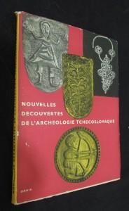 náhled knihy - Nouvelles decouvertes de l'archéologie tchecoslovaque