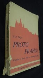 náhled knihy - Proto Praho! (kronika z časů, když se bouraly hradby)