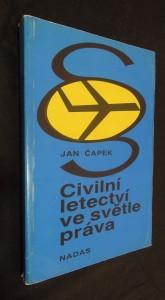 náhled knihy - Civilní letectví ve světle práva