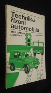 náhled knihy - Technika řízení automobilu