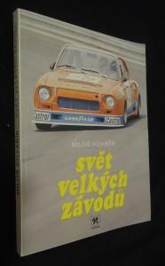 náhled knihy - Svět velkých závodů