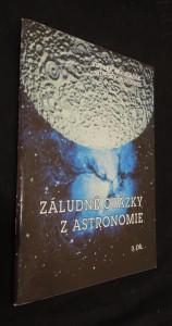náhled knihy - Záludné otázky z astronomie 3. díl