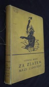 náhled knihy - Za zlatem mezi lidojedy