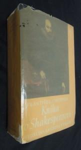 náhled knihy - Kniha o Shakespearovi. Díl I., Prostředí a život