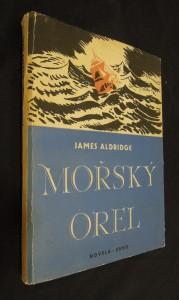 náhled knihy - Mořský orel : Román