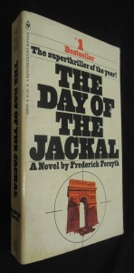 náhled knihy - The day of the Jackal