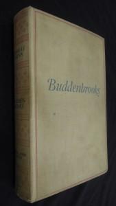 náhled knihy - Buddenbrooks : berfall einer Familie