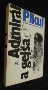 náhled knihy - Admirál a gejša