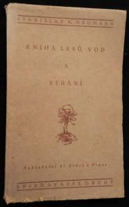 náhled knihy - Kniha lesů, vod a strání : 1900-1913