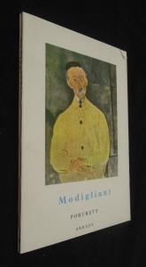 náhled knihy - Modigliani - portrety