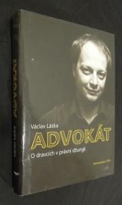 náhled knihy - Advokát : o dravcích v právní džungli