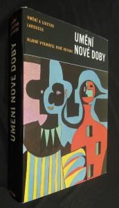 náhled knihy - Encyklopedie umění nové doby