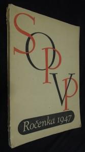 náhled knihy - Ročenka 1947