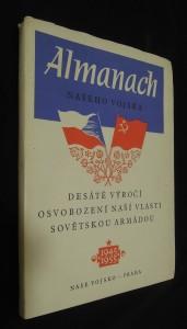 náhled knihy - Desáté výročí osvobození naší vlasti sovětskou armádou