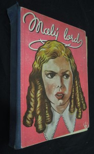 náhled knihy - Malý lord