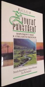 náhled knihy - Životní prostředí : doplňkový text k základům ekologie