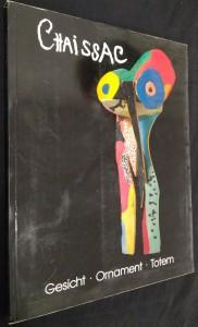 náhled knihy - Chaissac, Gesicht - Ornament - Totem