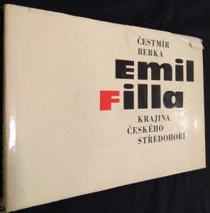 náhled knihy - Emil Filla : Krajina Českého středohoří