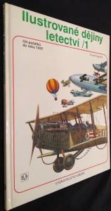 náhled knihy - Ilustrované dějiny letectví