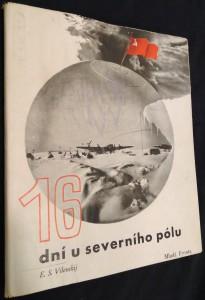 náhled knihy - Šestnáct dní u severního pólu : Dětský román
