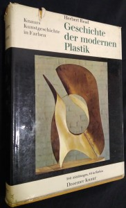 náhled knihy - Geschichte der modernen Plastik