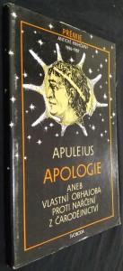 náhled knihy - Apologie, aneb, Vlastní obhajoba proti nařčení z čarodějnictví
